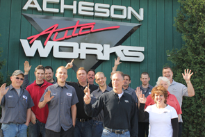Acheson Auto Works Team